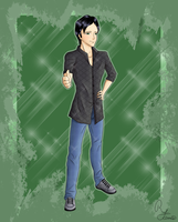 NEW Todd Haberkorn Fanart by purple-panda64