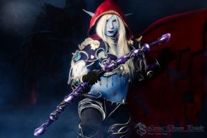The Banshee Queen by YurikoCosplay