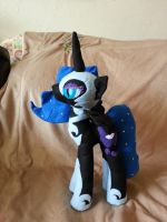 Nightmare Moon by RighteousBabet