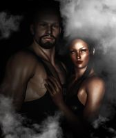 Anthony and anja by JGreenlees