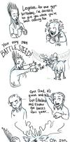 Battle Steed by Deisi