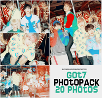 GOT7 - photopack #03 by butcherplains