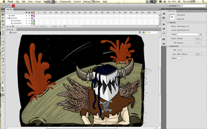 Balsac Jaws of Death Progress by octodream