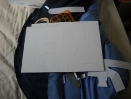 The prop takes shape...sort of by Bisected8