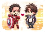 Tony and Holmes by Athew