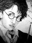 Harry James Potter by Justinee19