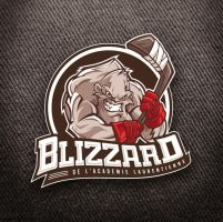 Blizzard logo by Snakieball