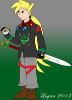 Eon Guardian Trainer Logan by RPD490