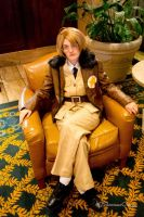APH: The hero on break by Cosplayer-Inochi