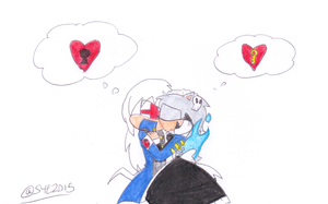 Marie x Hector: A Key To Your Heart by SkullHog