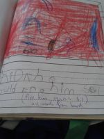 When I was 4 and in Kindergarten 1/3 by spidersarecoming
