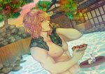 Axis onsen by Sora-World