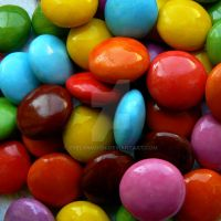 Smarties by EvelynMoon