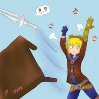 League of Legends: Ezreal the Prodigal Explorer by TheMuteMagician