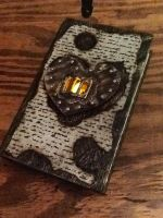 The heart hearth journal by ArtbugCarl
