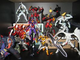 Revoltech as of 3-10 by allaboutnothing