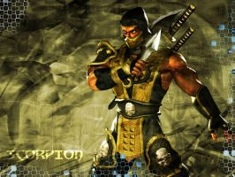 Scorpion by CrimsonGraphix