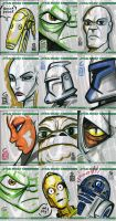 Topps Clone Wars Cards 1 by grantgoboom