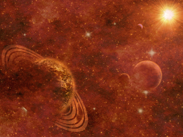 Planet System Background 2 by Airceltrai