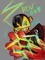 Elec Man by YerBlues000