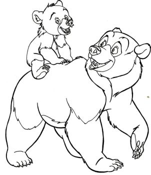 Brother Bear 01 by Stonegate