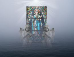 Madonna Of The Sea by SerenWild