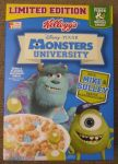 Monsters University Cereal by Gamekirby