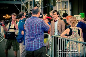 Eleventh Doctor and BBC America by MisterTimeLord