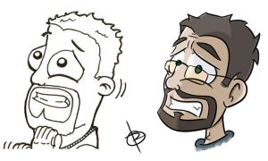 Comparison of Gordon Freeman by reigneous
