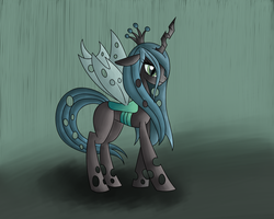 Queen Chrysalis by Polex-P