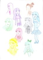 Me sketchies by Smilling-33