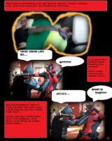 Deadpool comic page#8 by Cadmus130