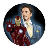 Ironman by MissMinority