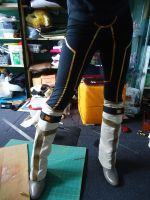 LP2 - Waysider Femme WIP 2 by Hyokenseisou-Cosplay