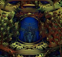 Through the Looking Glass by FractalEdi