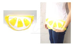 Lemon Clutch by CosmiCosmos