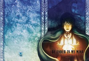 [TH] BE UNDER IN MY MIND Cover front/back by noei1984
