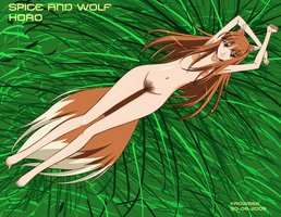 Horo-Nude by krow000666