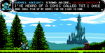 Shovel knight Discovers TGT by UltimateLazerbot
