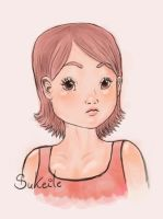 Girl by Sukeile