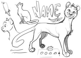Cheetah Ref YCH- CLOSED by Colonels-Corner