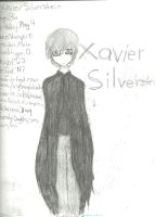 A way better picture of Xavier by WeabooAwesomeness