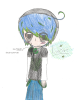 I revamped Lucas :D by WinterTheGlaceon45