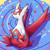 Pokeddexy Day 15 - Favorite Psychic Type by Inika-Hero