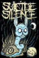Suicide Silence Bunny by danillod