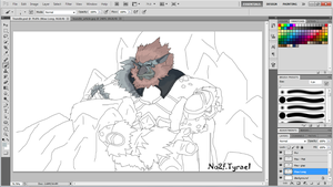 LoL Trundle, Where is my Color? by soiden135