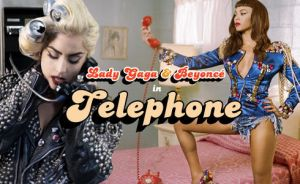Gaga Telephone by LadyLedger