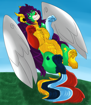 Knows how to balance by dragonrace