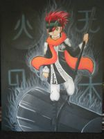 Lavi D-gray man by Gresta-GraceM