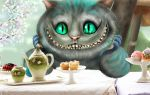 Cheshire Cat by staroksi